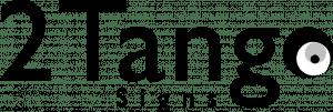 2tango signs logo with 2tango