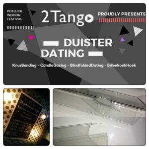 duisterdating materials 2tango