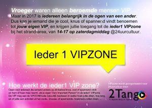 2tango vipzone materials