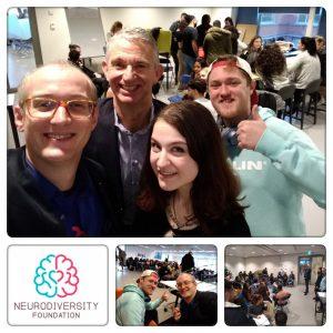 vh challenge collage Neurodiversity Foundation