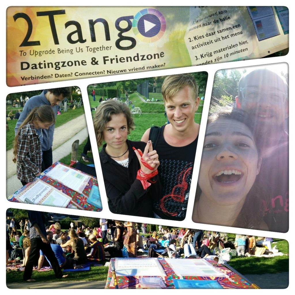 2Tango Friendzone outdoor activities
