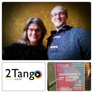 2Tango Friendzone events, with Klazien and Tjerk
