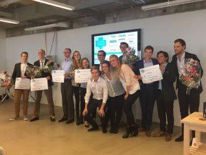 SHC Winners, team and finalists