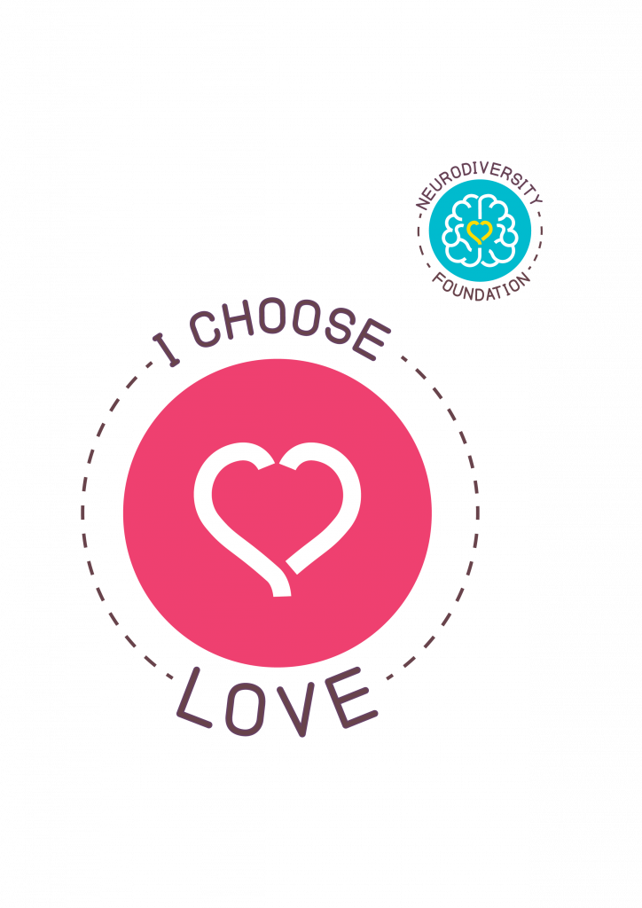 Support cards - I choose love
