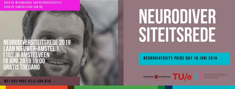 Neurodiversity Pride Day 2019