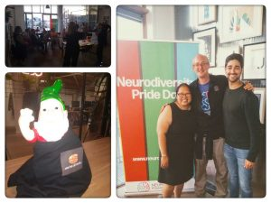 Neurodiversity Foundation at Marketing for good with Ben and Lana and Tjerk
