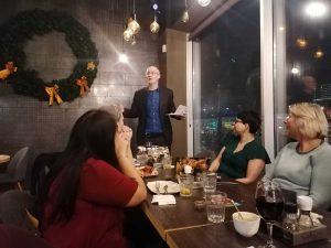 Annual Supper - 17 milestones we achieved in 2019