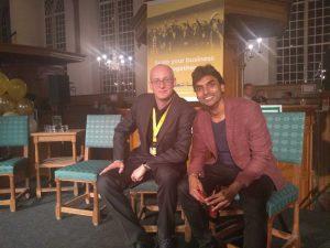 2Tango at investors conference with Aditya