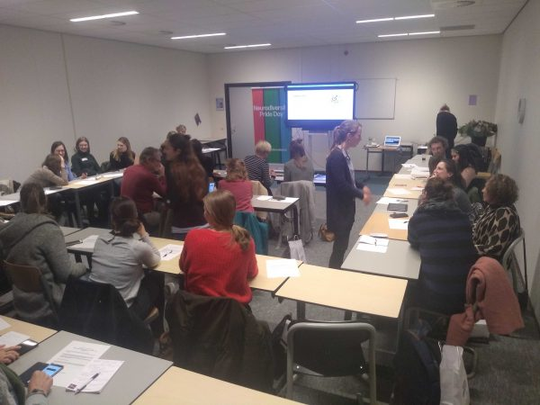 Keynote and workshop on Signs Remote in Eindhoven