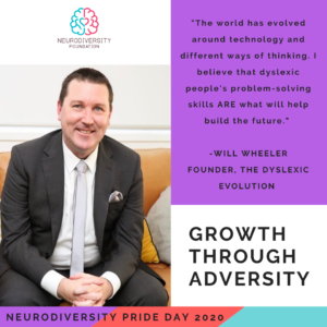 Neurodiversity Pride Day 2020 - wheeler