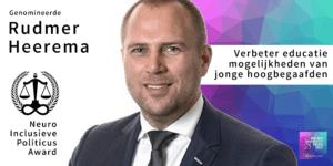 NIP AWARD - Rudmer Heerema - VVD