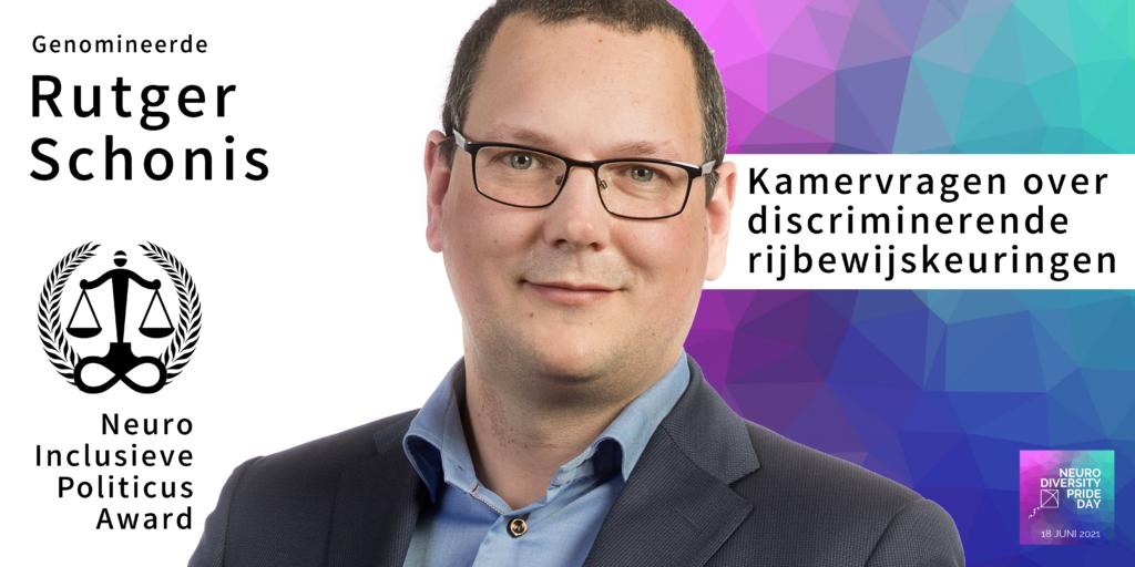 NIP AWARD - Rutger Schonis - D66